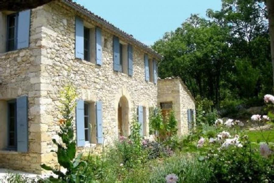 Belle maison traditionnelle au pied du Mt Ventoux