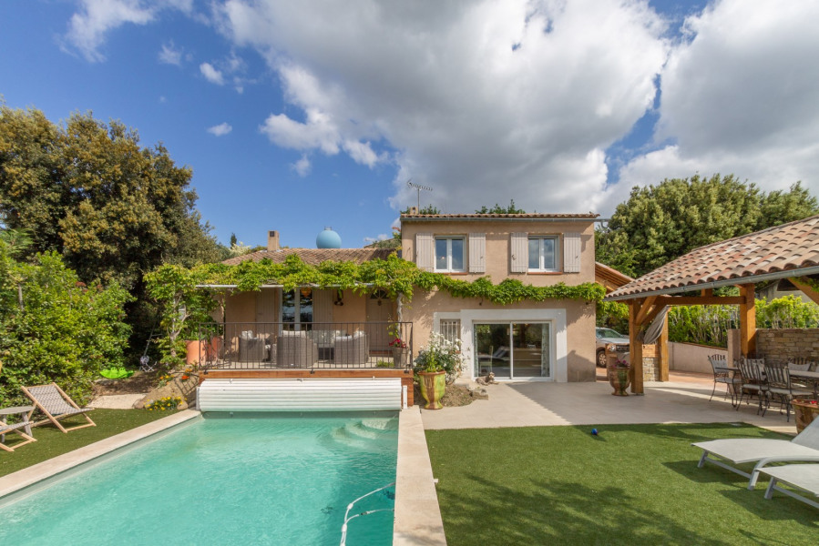 Holiday rentals Eyragues - House - 8 persons - Garden - Photo N° 1