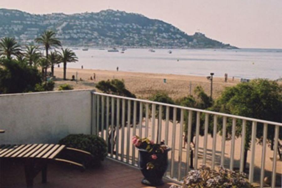Magnifique vue sur baie de Rosas