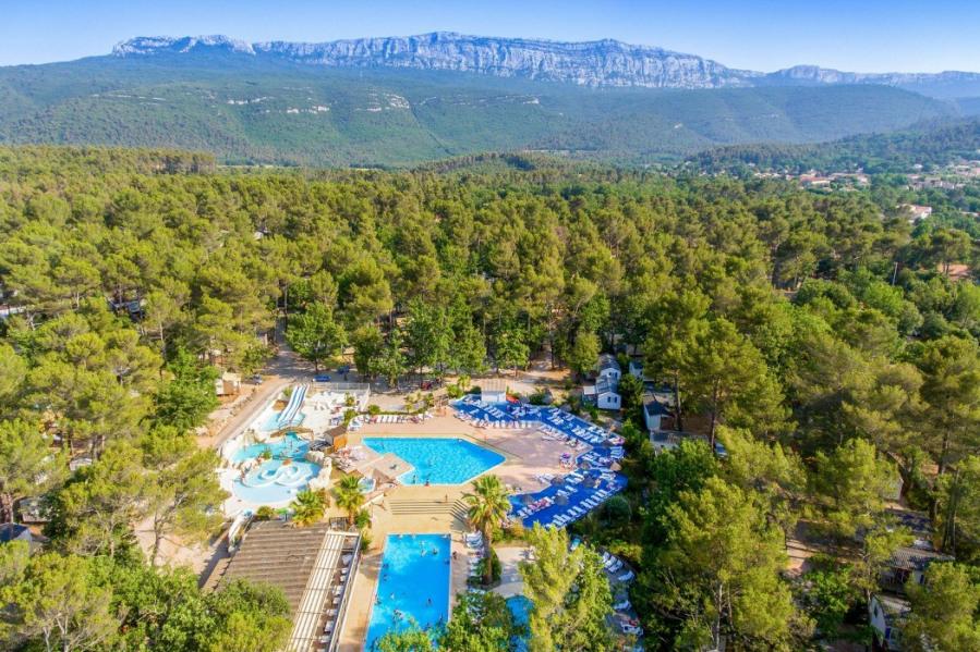Location vacances Nans-les-Pins -  Camping - 6 personnes - Jardin - Photo N° 1