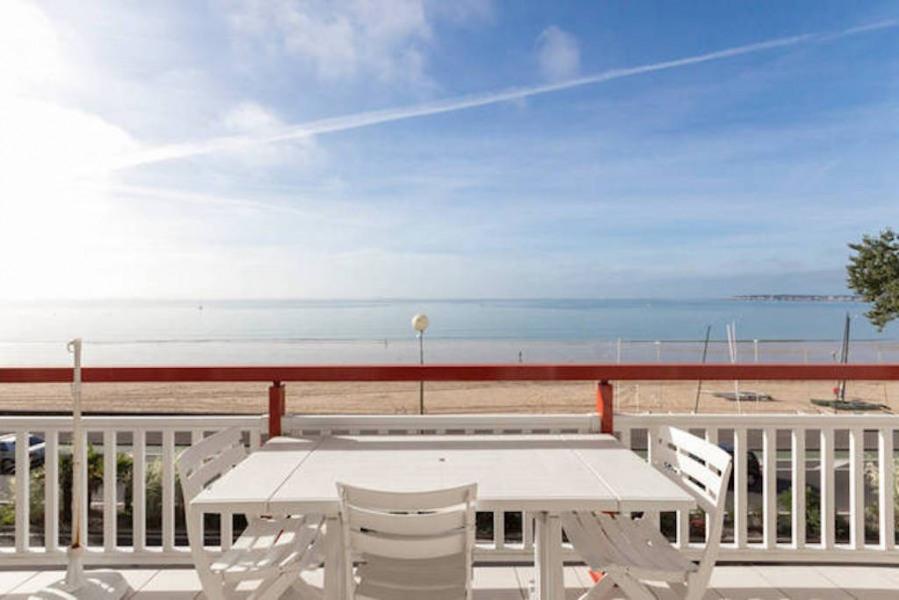 Location vacances La Baule-Escoublac -  Appartement - 5 personnes - Chaise longue - Photo N° 1