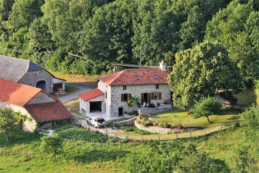 Location vacances Omps -  Gite - 8 personnes - Barbecue - Photo N° 1