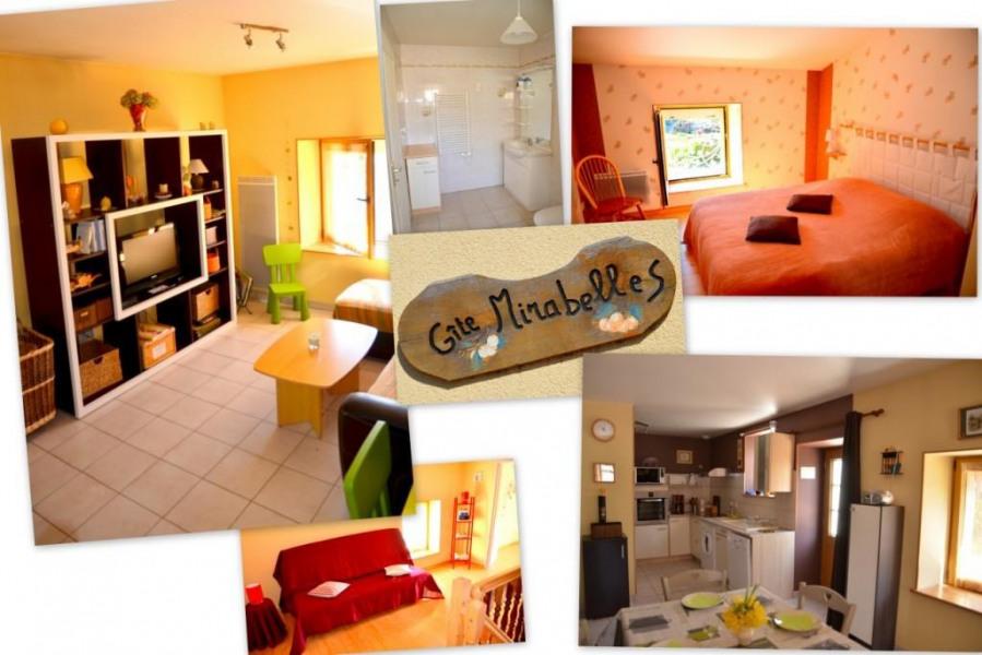 Location vacances Granges-Aumontzey -  Gite - 4 personnes -  - Photo N° 1