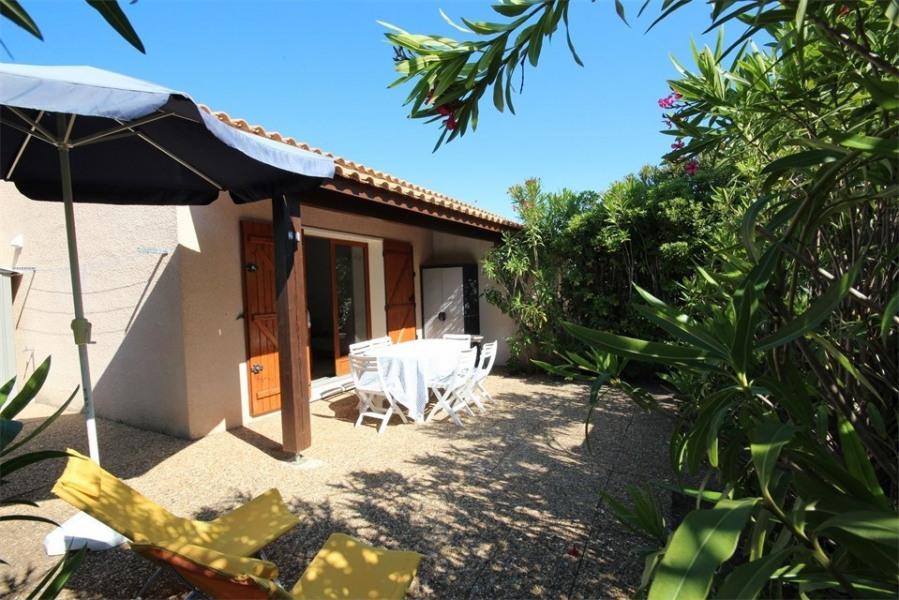 Location vacances Portiragnes -  Maison - 5 personnes - Jardin - Photo N° 1