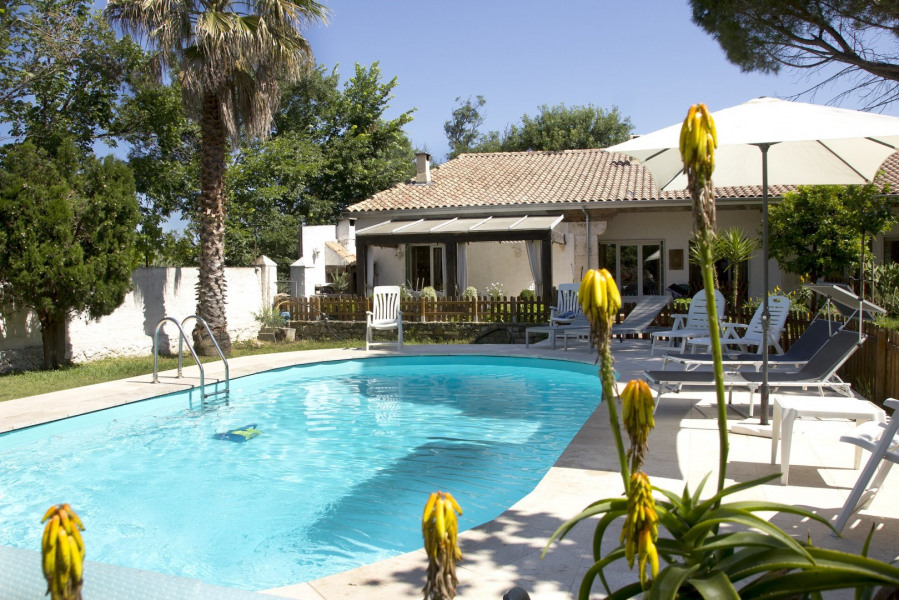 Gite location narbonne avec piscine proche de la mer - Narbonne