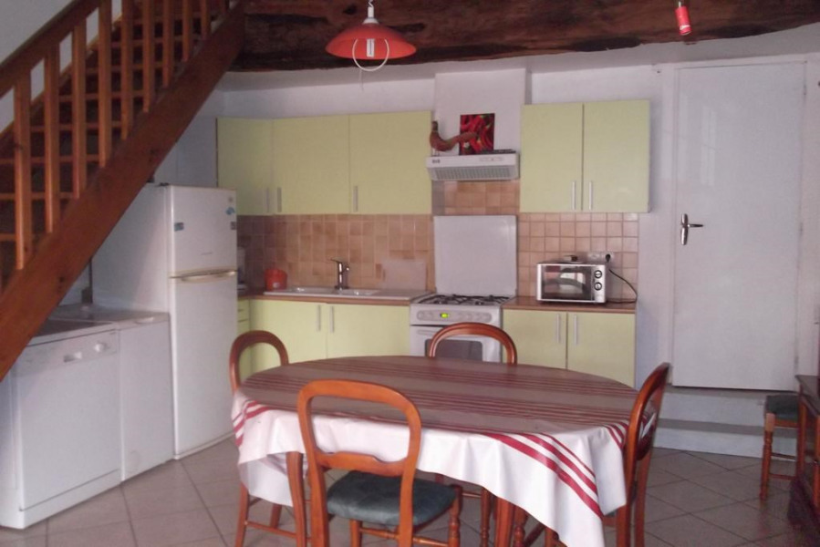 Holiday rentals Hasparren - Apartment - 6 persons - Cable/satellite TV - Photo N° 1