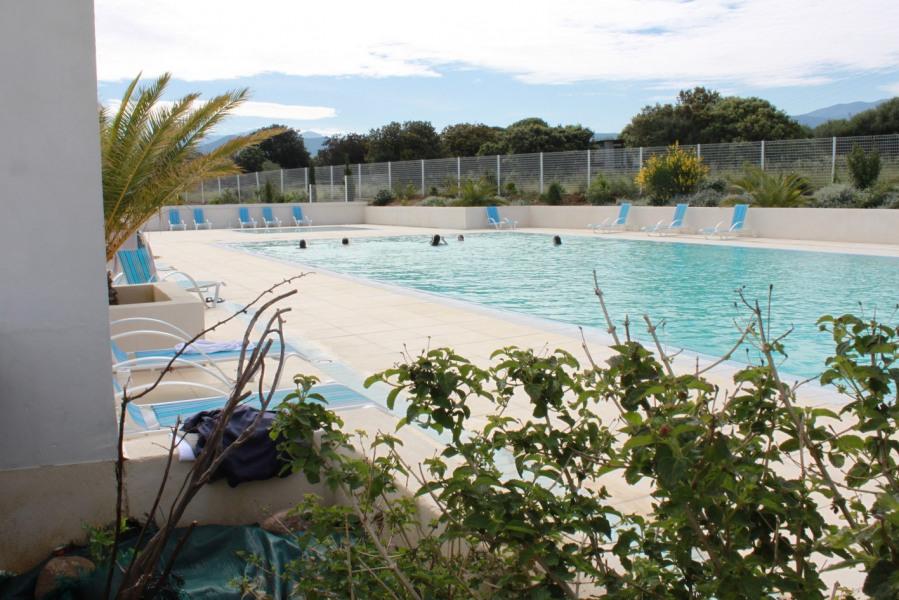 Villa 4 Personnes dans résidence 3 étoiles à lozzari/Belgodère - haute corse