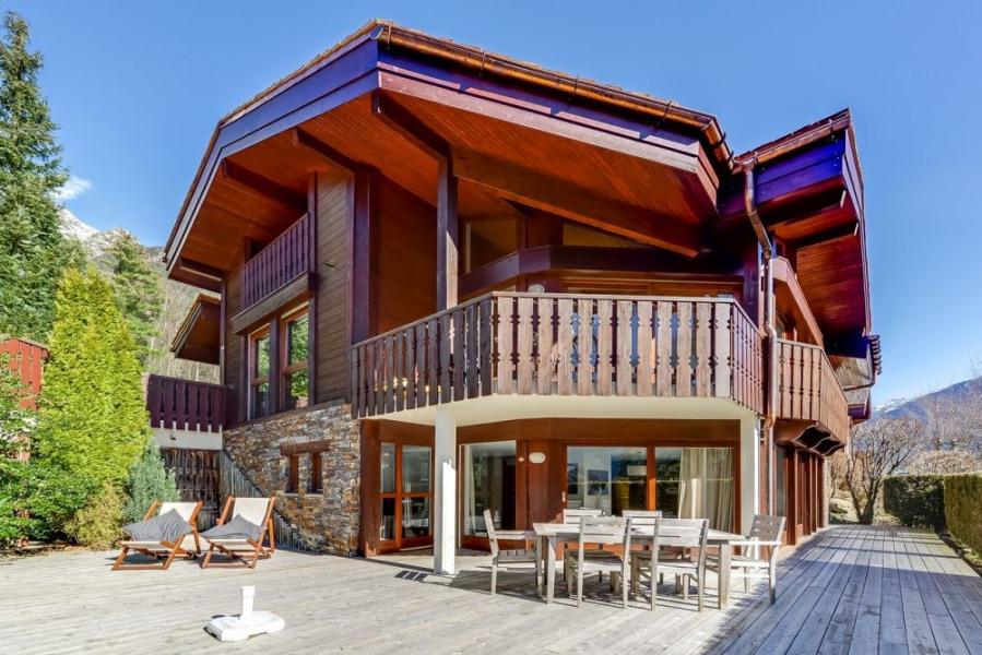 squarebreak, Elégant duplex avec terrasse à Chamonix