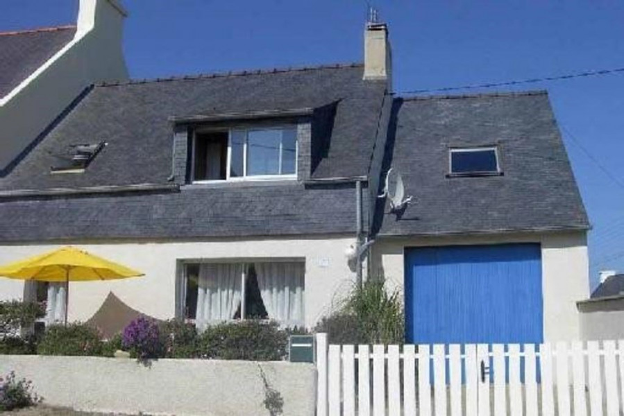 Holiday rentals Plouescat - House - 7 persons - BBQ - Photo N° 1
