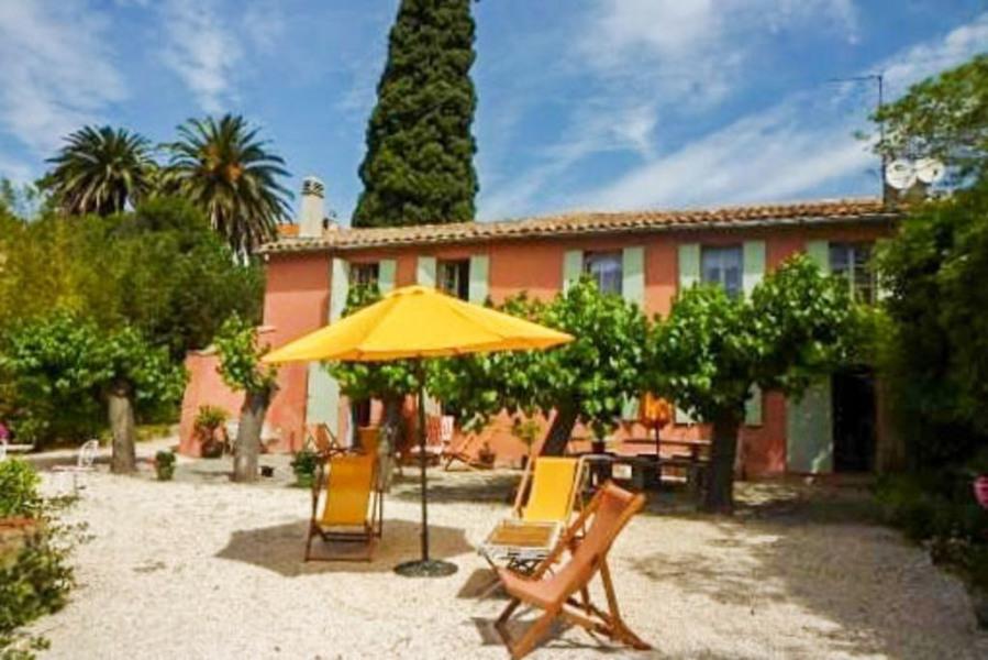 Maison  traditionnel provençal pour 14 personnes, 5 chambres, vue sur mer