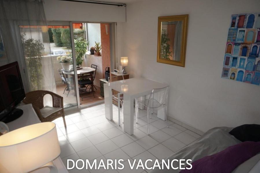 Appartement ** 1 chambre, 4 couchages, terrasse au Sud, proche grande plage