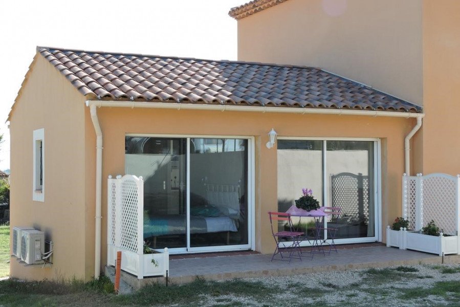 Maison 2 pièces en Provence proche du grand Luberon dans le Vaucluse