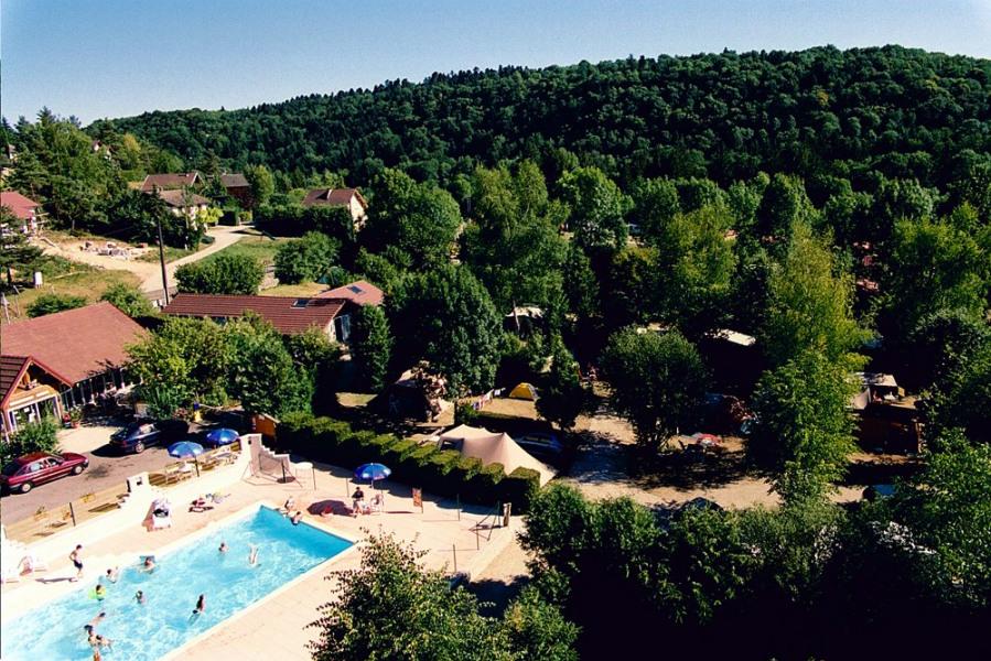 Camping Les Mérilles