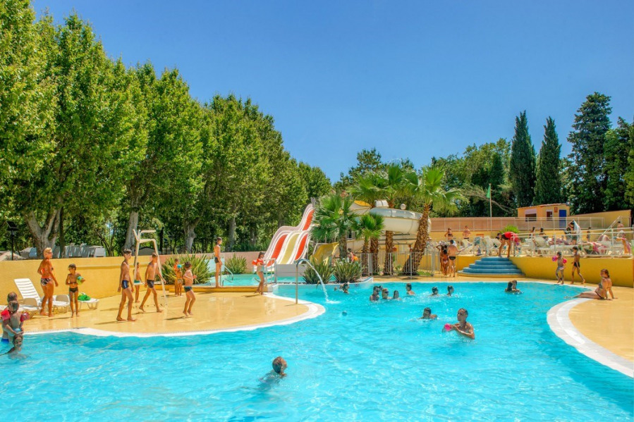 Holiday rentals Agde - Camping - 6 persons - Outdoor games - Photo N° 1