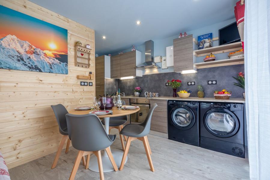 Ferienwohnungen Fontcouverte-la-Toussuire - Wohnung - 4 Personen - Grill - Foto Nr. 1