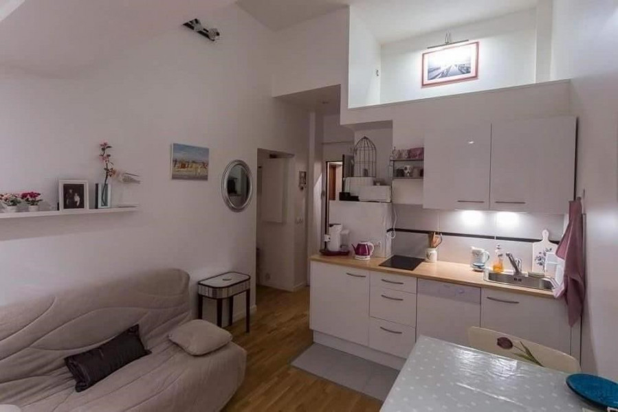 Holiday rentals Deauville - Apartment - 3 persons - Garden furniture - Photo N° 1
