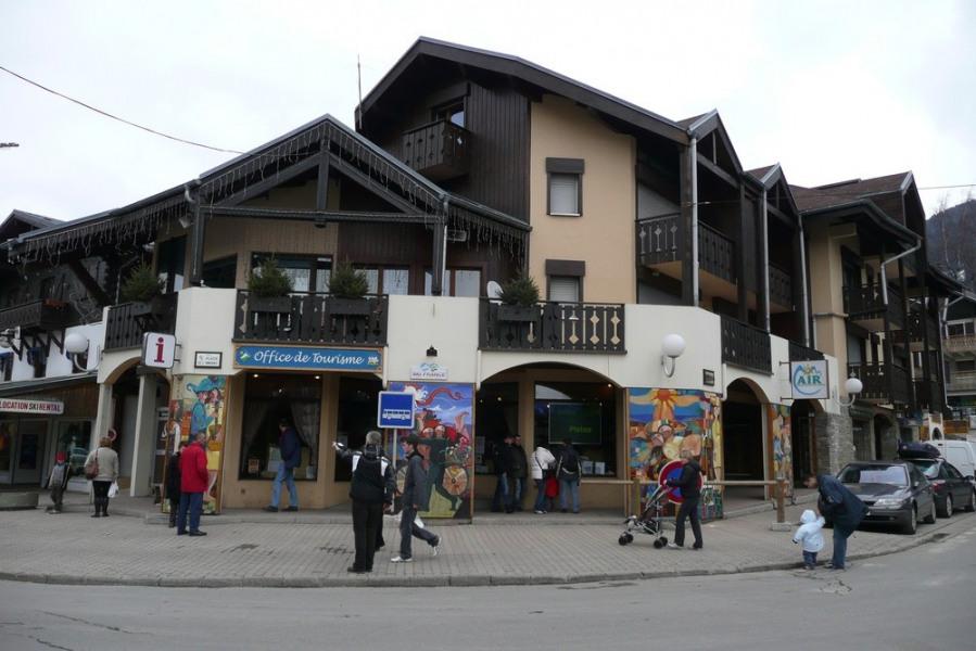 Location saisonnière d'un studio aux Carroz d'Arâches (Haute Savoie