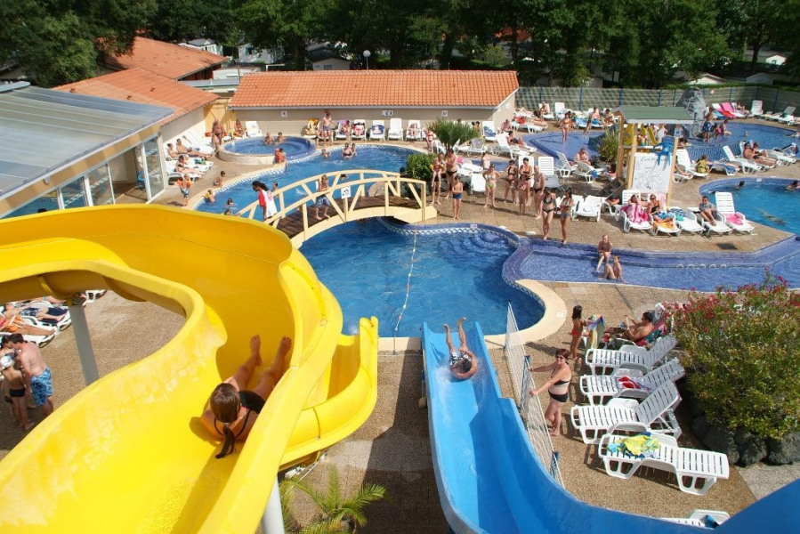 Location vacances Messanges -  Camping - 6 personnes -  - Photo N° 1