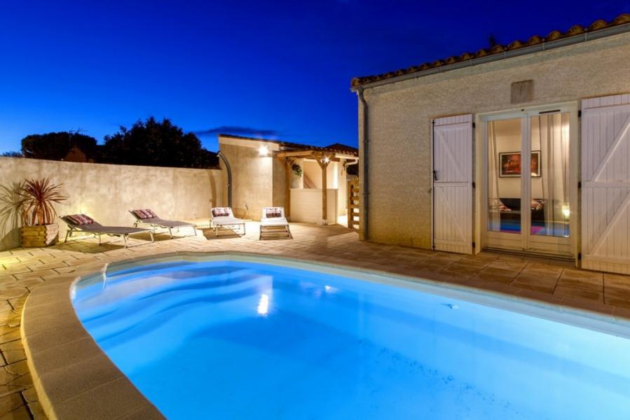 maison avec piscine et balnéothérapie