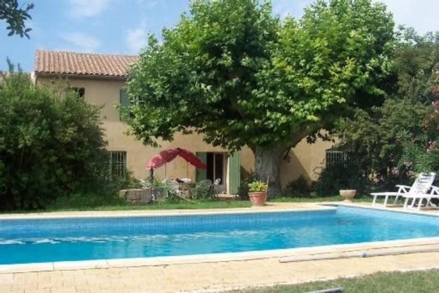 Location maison tout confort au coeur de la provence