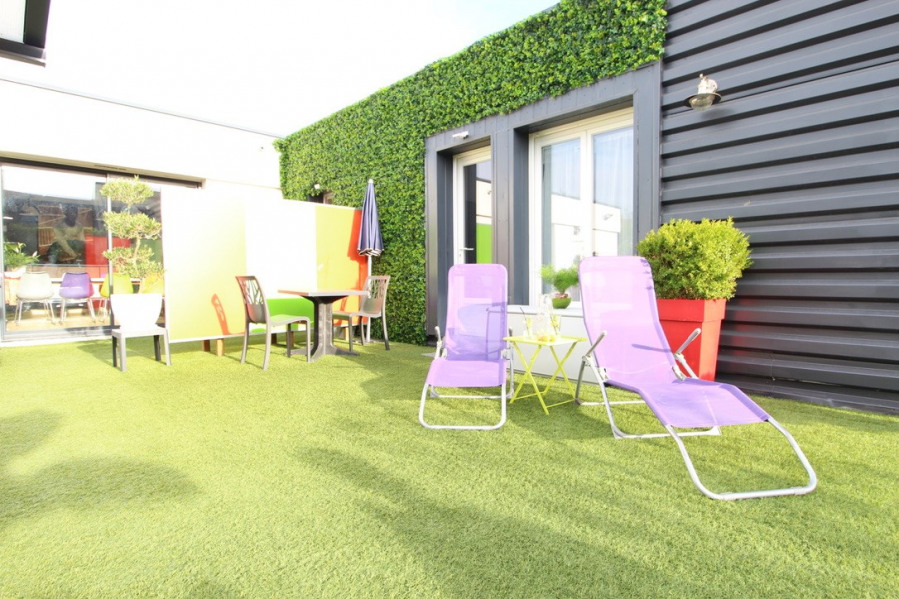 Holiday rentals Guérande - Cottage - 2 persons - BBQ - Photo N° 1