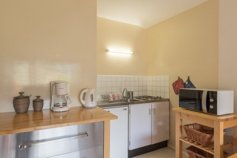 Location vacances Puy-Saint-Vincent -  Appartement - 4 personnes -  - Photo N° 1