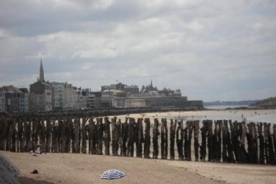 Appartement face à la mer accès direct à la plage tout confort