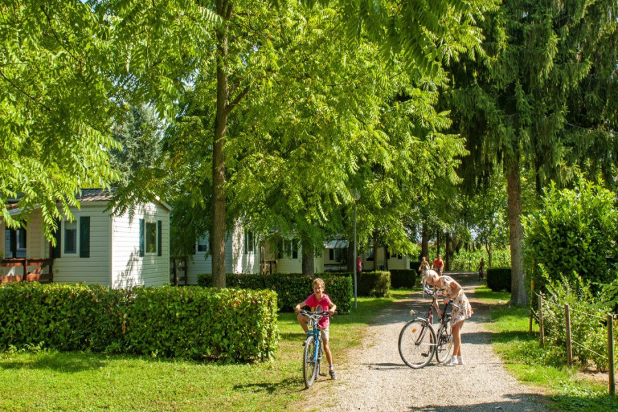 Holiday rentals Boofzheim - Camping - 6 persons - Outdoor games - Photo N° 1