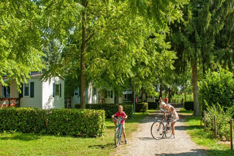 Location vacances Boofzheim -  Camping - 6 personnes - Jeux d'extérieurs - Photo N° 1