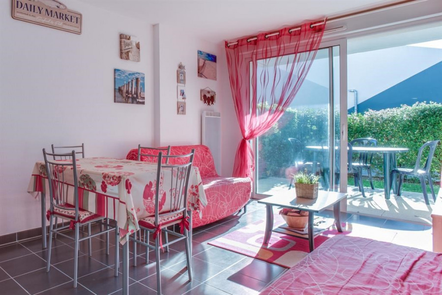 Holiday rentals Étel - Apartment - 4 persons - Garden - Photo N° 1