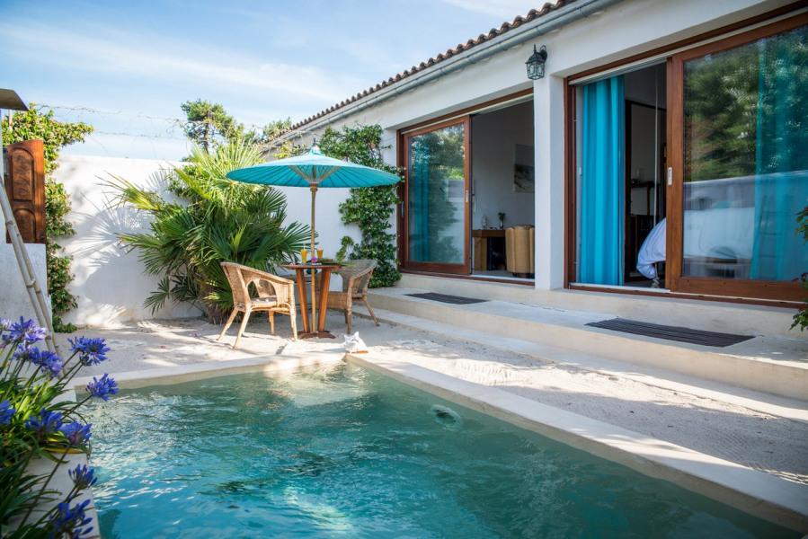 BORD DE MER / Villa Cocooning et piscine privative