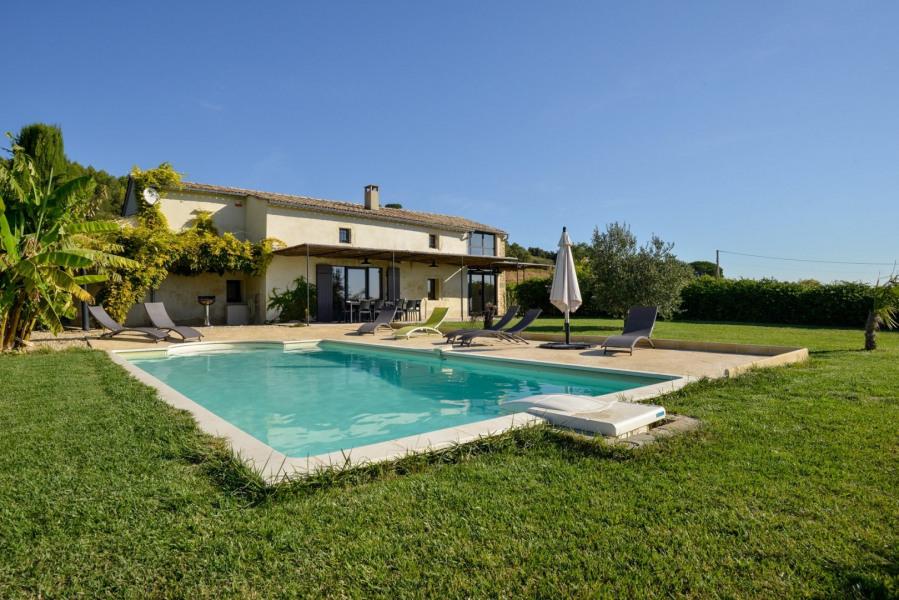 Pool + house