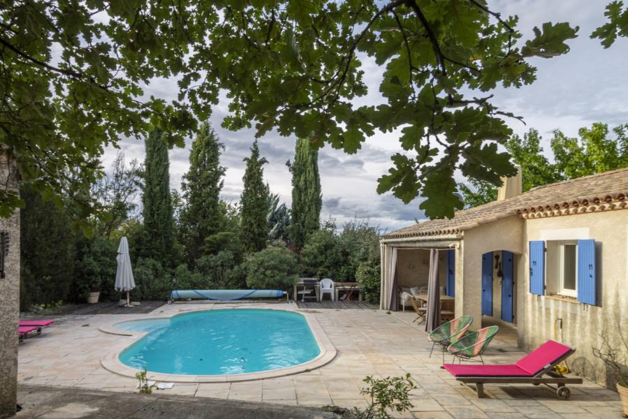 Location vacances Brouzet-lès-Alès -  Maison - 10 personnes - Barbecue - Photo N° 1