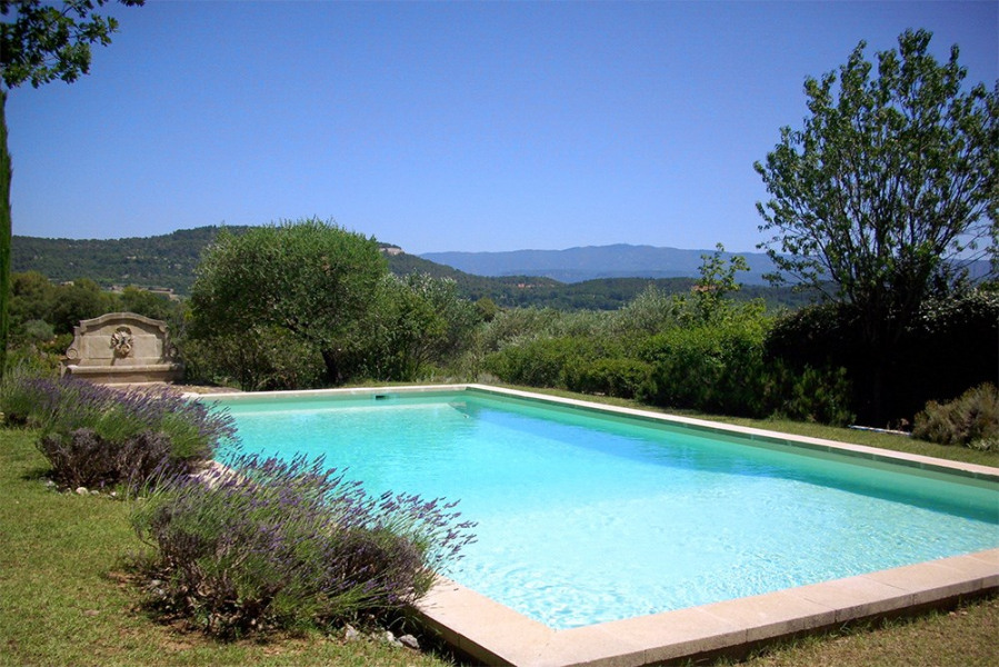 Holiday rentals Saint-Saturnin-lès-Apt - House - 13 persons - BBQ - Photo N° 1
