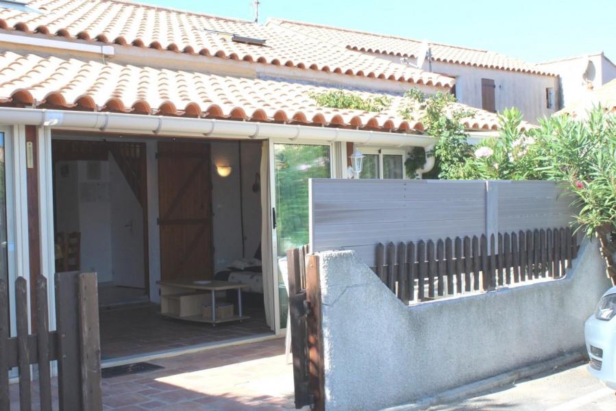 Maison 2 pièces mezzennaine - 6 couchages- Gruissan Les Ayguades