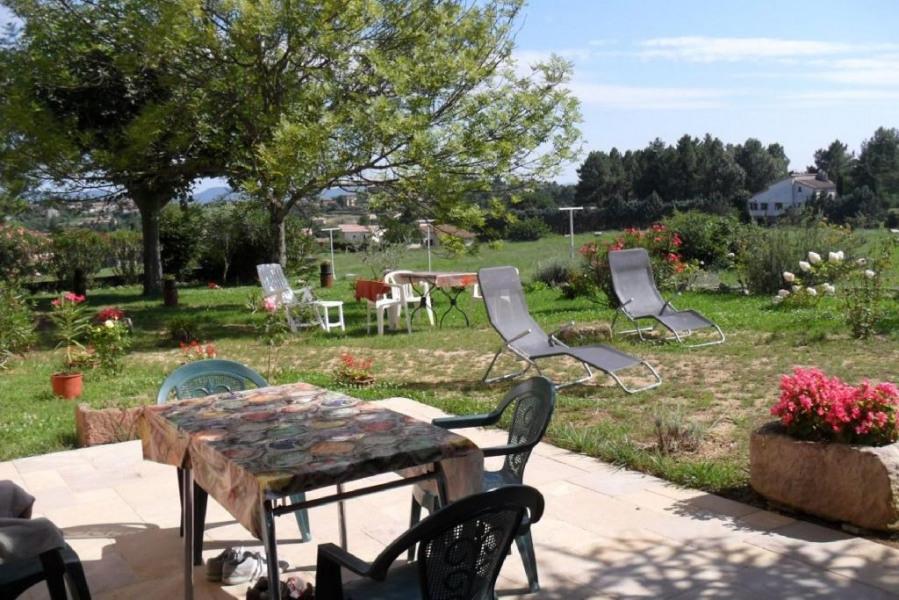 La Terrasse - Repas, farniente à l'ombre ou soleil