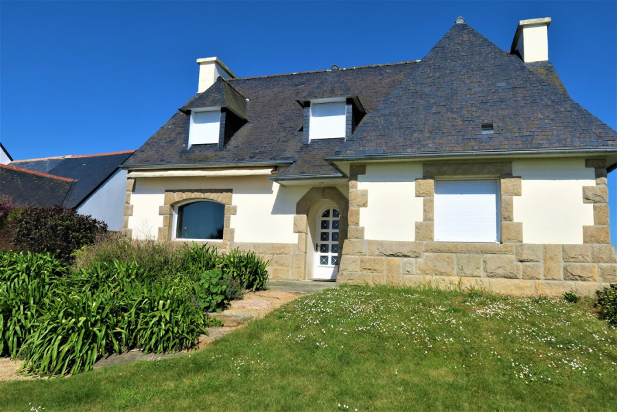 Holiday rentals Perros-Guirec - House - 8 persons - Television - Photo N° 1