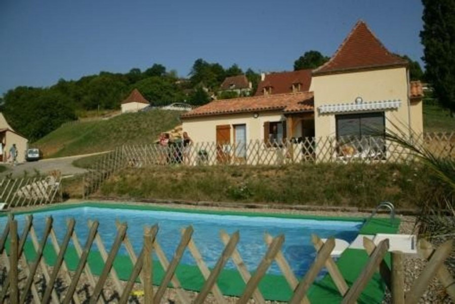 Location vacances Sarlat-la-Canéda -  Maison - 8 personnes - Barbecue - Photo N° 1