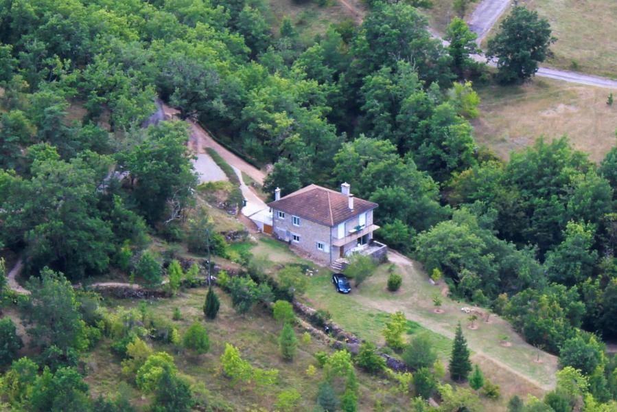 Location vacances Peyreleau -  Maison - 4 personnes - Barbecue - Photo N° 1