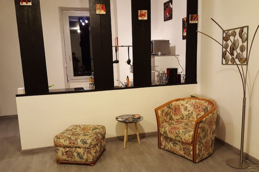 Holiday rentals Salins-les-Bains - Cottage - 2 persons - Board games - Photo N° 1