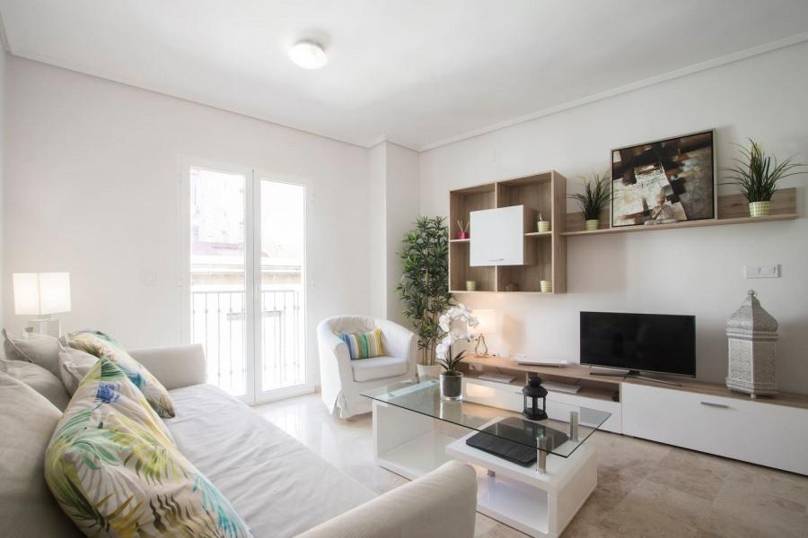 Location vacances Alicante -  Appartement - 8 personnes - Câble / satellite - Photo N° 1