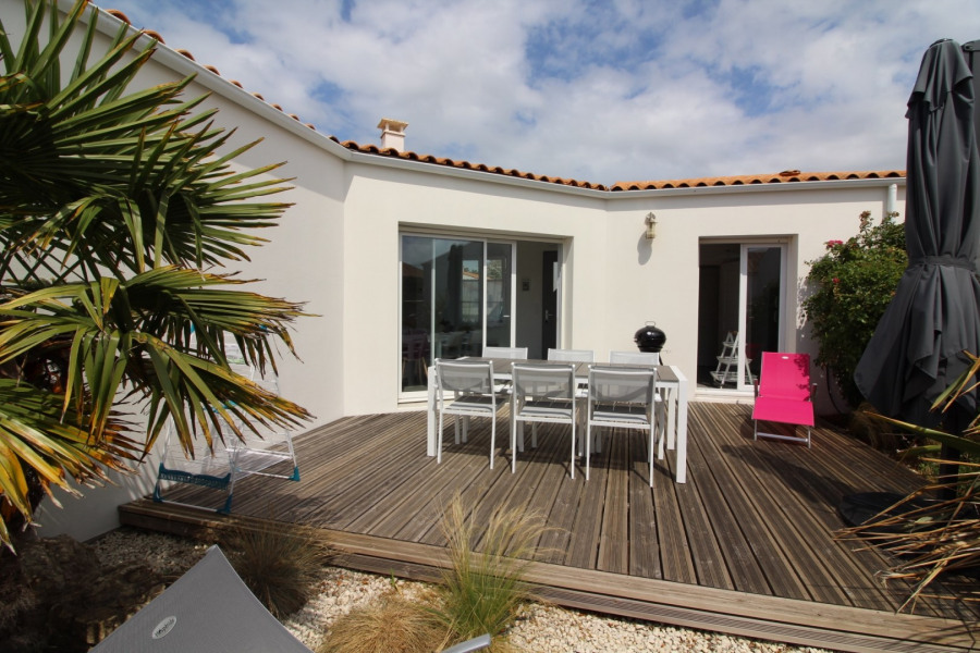 Location vacances Saint-Georges-d'Oléron -  Maison - 6 personnes - Lave-linge - Photo N° 1