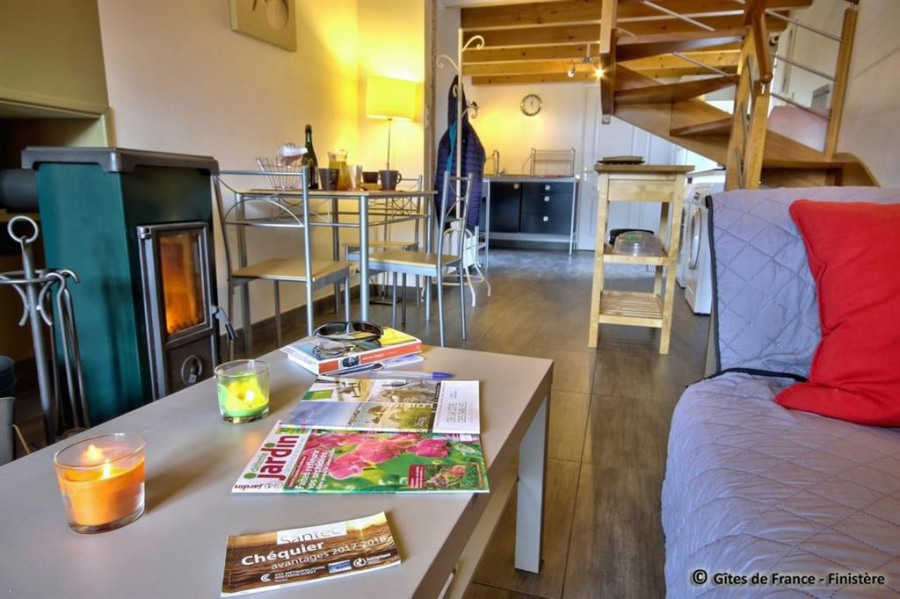 Holiday rentals Santec - House - 4 persons - BBQ - Photo N° 1