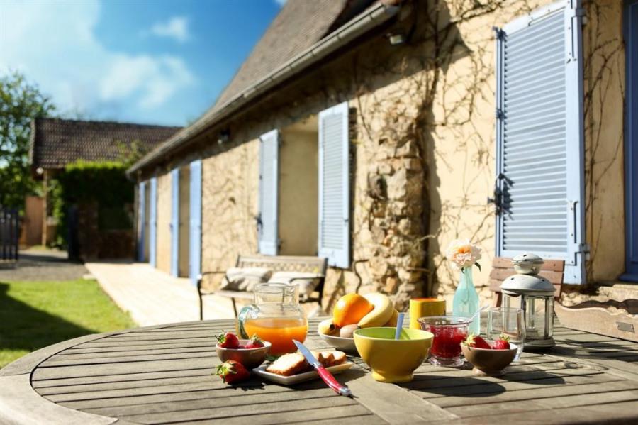 Location vacances Le Bugue -  Maison - 5 personnes - Barbecue - Photo N° 1