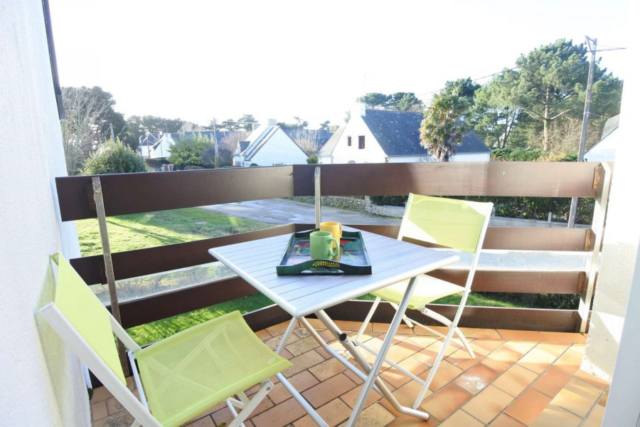 Holiday rentals Carnac - Apartment - 4 persons - Television - Photo N° 1