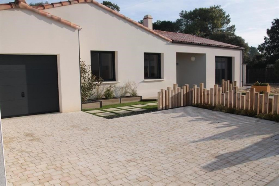 Holiday rentals Saint-Hilaire-de-Riez - House - 8 persons - BBQ - Photo N° 1