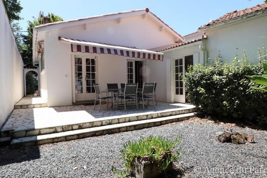 Location vacances Royan -  Maison - 6 personnes - Barbecue - Photo N° 1