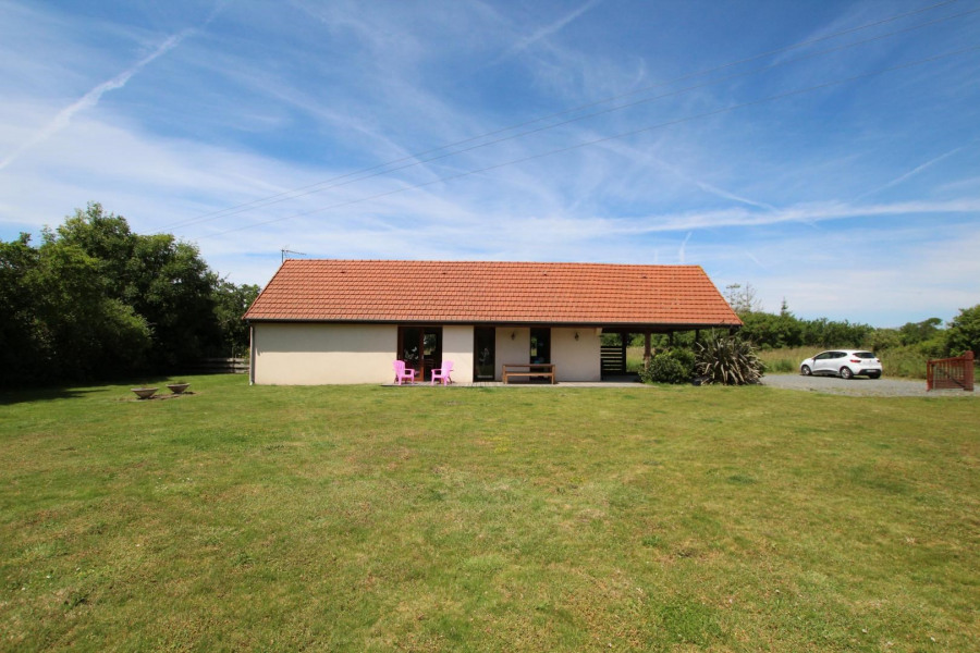 Holiday rentals Surville - Cottage - 4 persons - BBQ - Photo N° 1