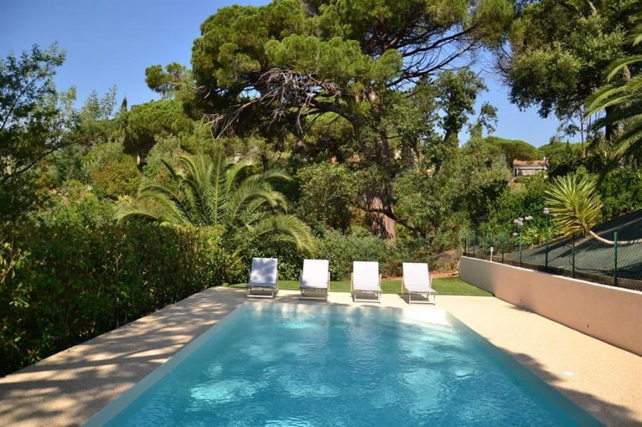 Villa pour 8 pers. avec piscine privée, Roquebrune-sur-Argens