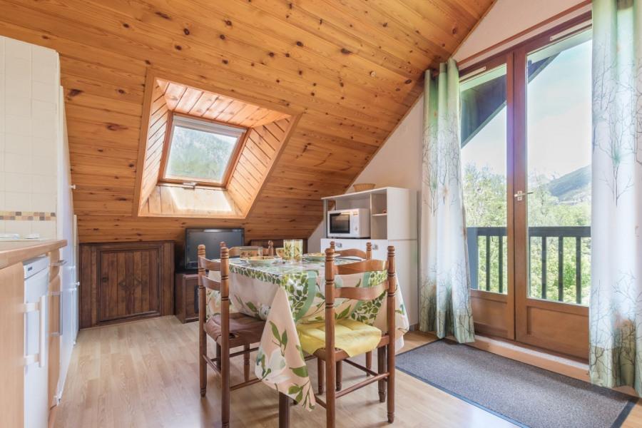 Location vacances Briançon -  Appartement - 3 personnes - Aspirateur - Photo N° 1